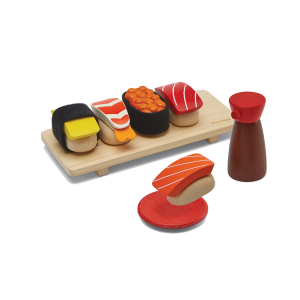 Set gioco di ruolo Sushi set Plan Toys