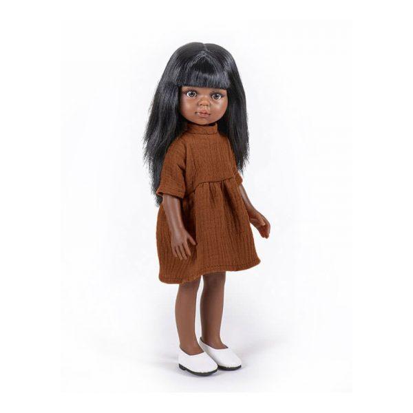 Bambola Amigas Nora Paola Reina