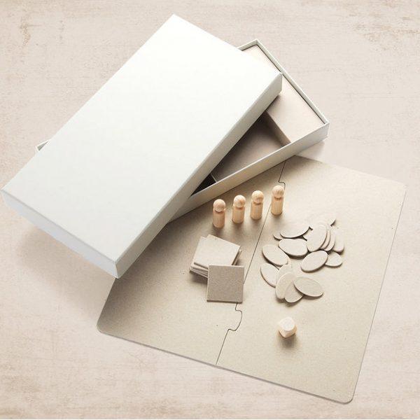 Gioco in scatola DIY game board Marbushka