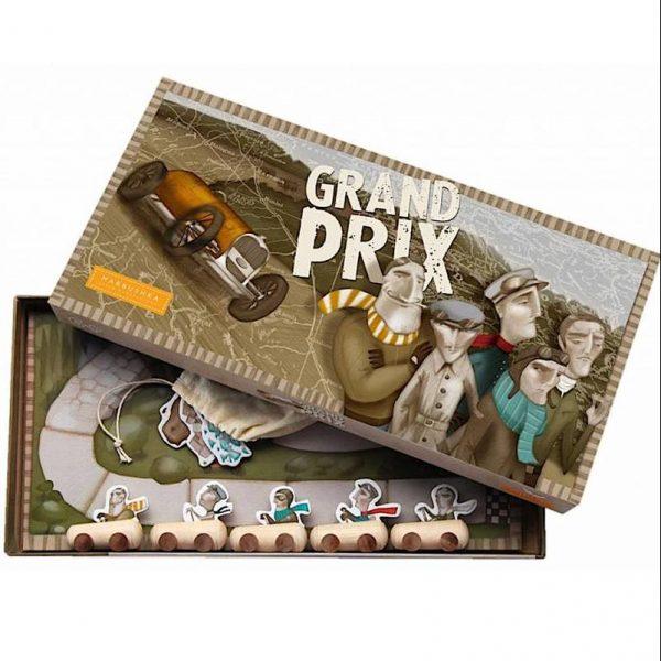 Gioco in scatola Grand Prix Marbushka