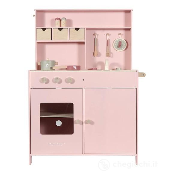 Toy kitchen rose Little Dutch