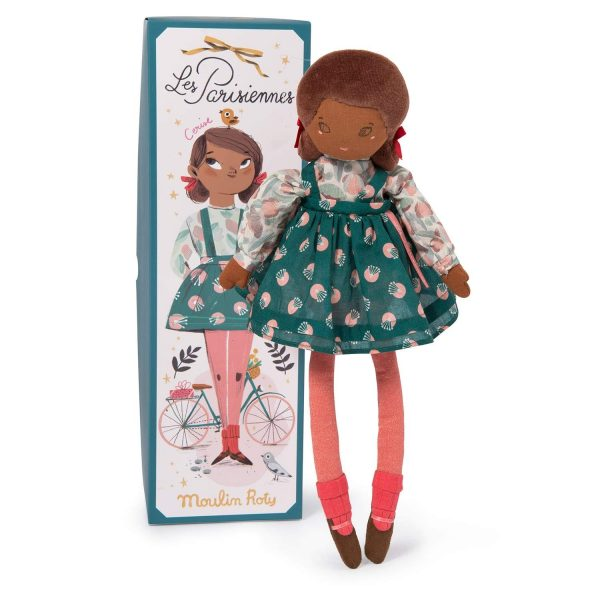 Bambola Mademoiselle Cerise Moulin Roty