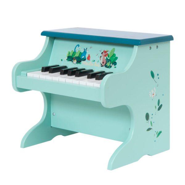 Piano in legno Dans la Jungle Moulin Roty