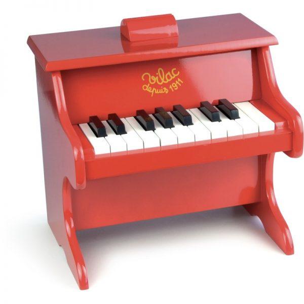 Piano in legno Rosso Vilac