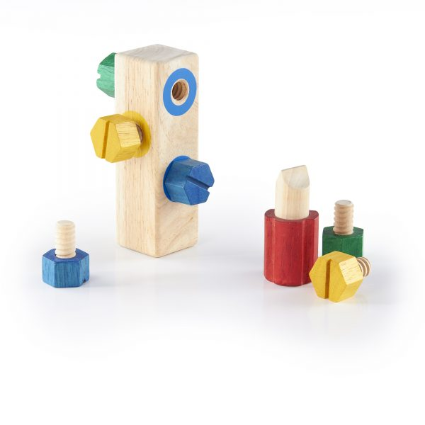 Set avvita-svita Screw Block Guide Craft