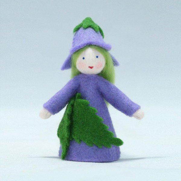 Figura Waldorf Fata Summer Bluebell Ambro-dolls
