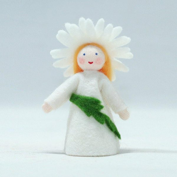 Figura Waldorf Fata Summer Daisy Ambro-dolls