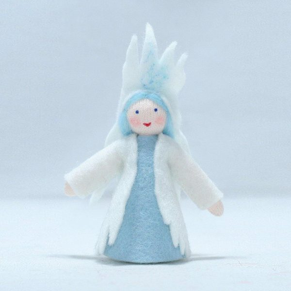Figura Waldorf Fata Winter Princess Ambro-dolls