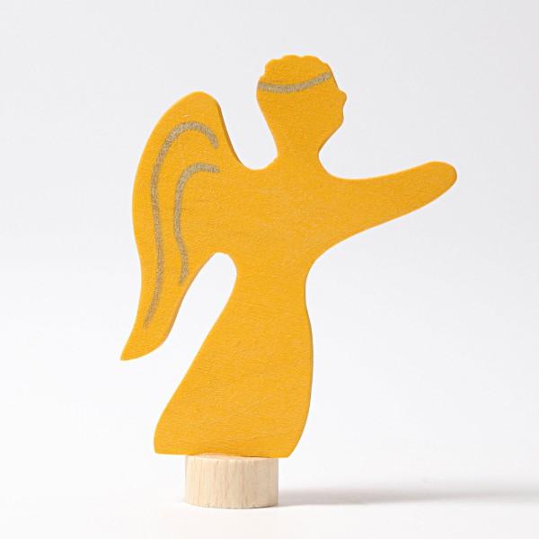 Figura decorativa legno angelo Grimm's