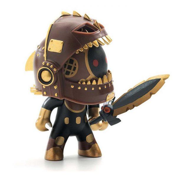Figura in vinile Arty Toys Pirata Pirat'Nha Djeco