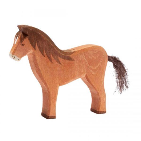Figura-legno-Cavallo-marrone—Ostheimer