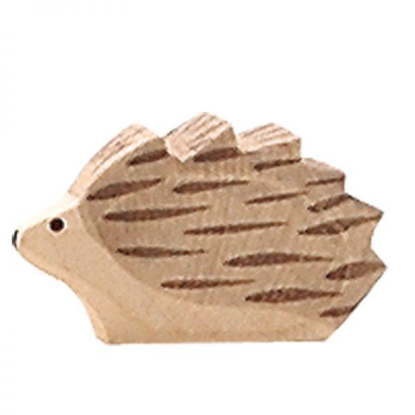 Figura legno Riccio piccolo - Ostheimer