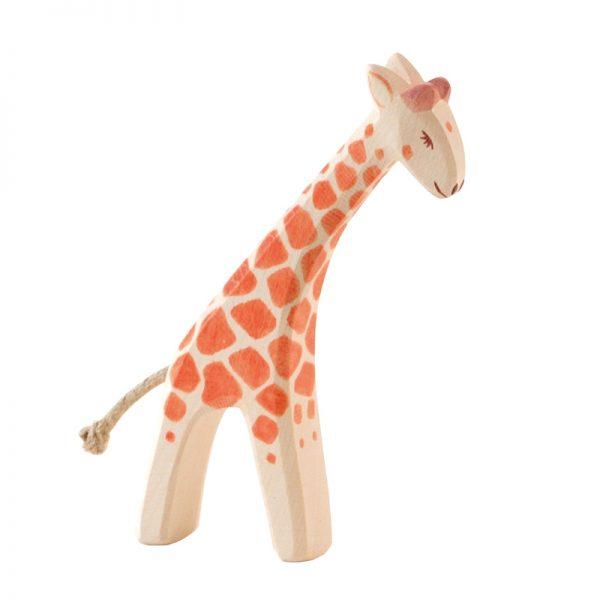 Figura legno giraffa piccola - Ostheimer