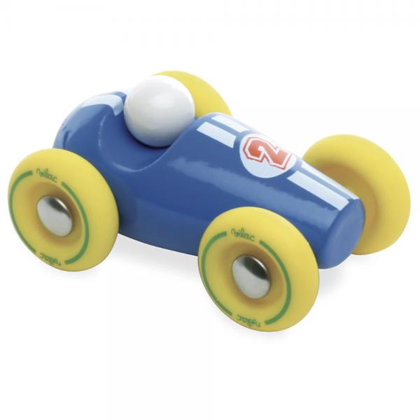 Macchina corsa Mini race blu Vilac