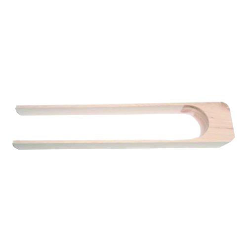 Materiale euristico pinza in legno
