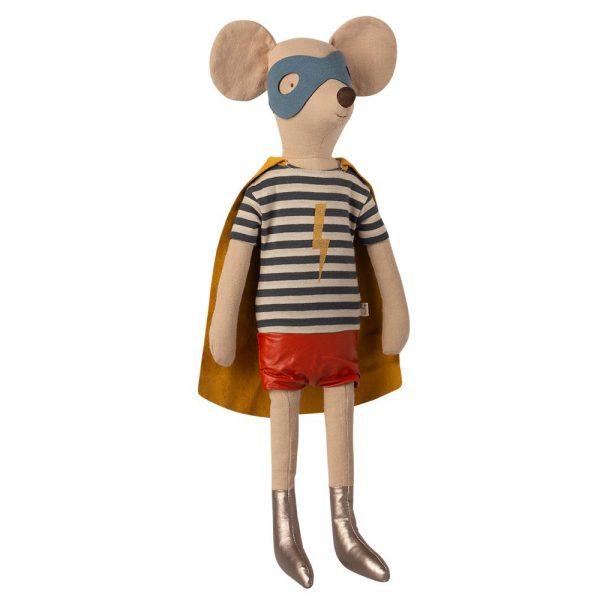 Pupazzo Super Hero Maxi Mouse Maileg