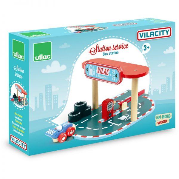 Vilacity set pompa di servizio Vilac