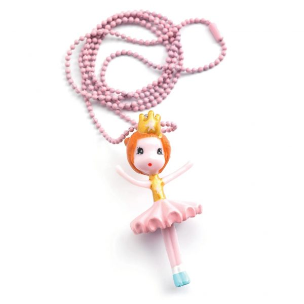 Collana Lovely Charms Ballerina Djeco