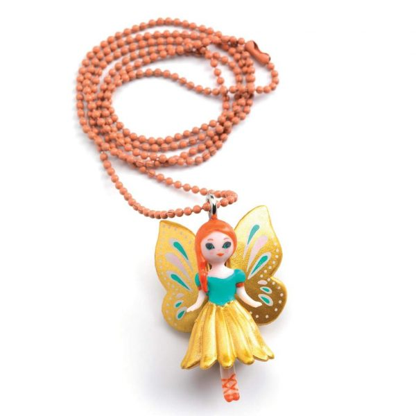 Collana Lovely Charms Farfalla Djeco