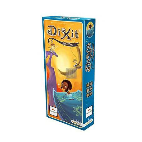 DIXIT estensione 3 Journey con 84 nuove carte
