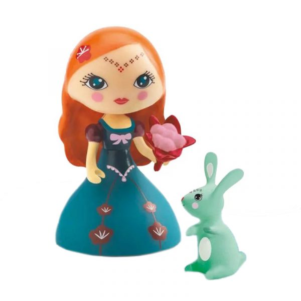 Figura in vinile Arty Toys Princess Fedora Djeco