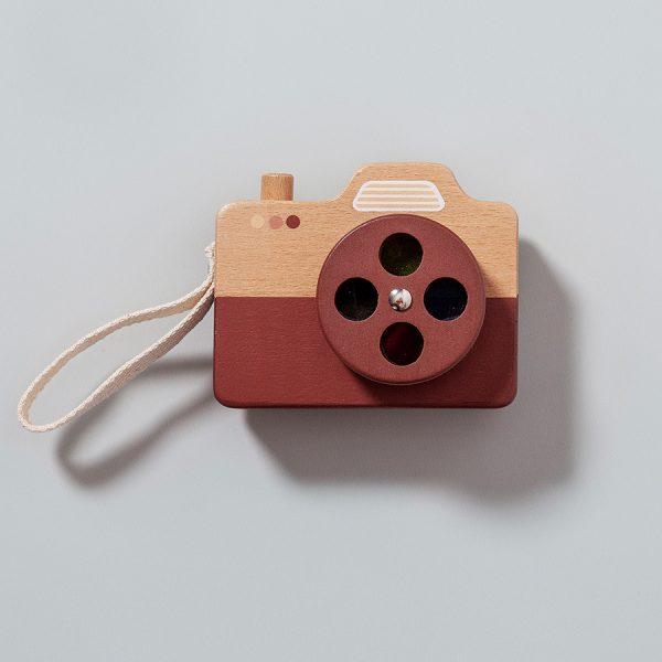 Gioco Macchina fotografica brown Petit Monkey