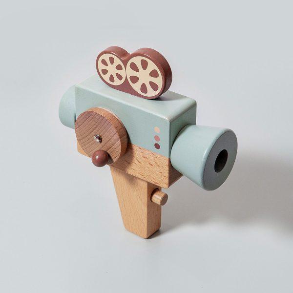 Gioco Videocamera caleidoscopio Petit Monkey