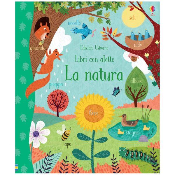 La natura - libro con alette