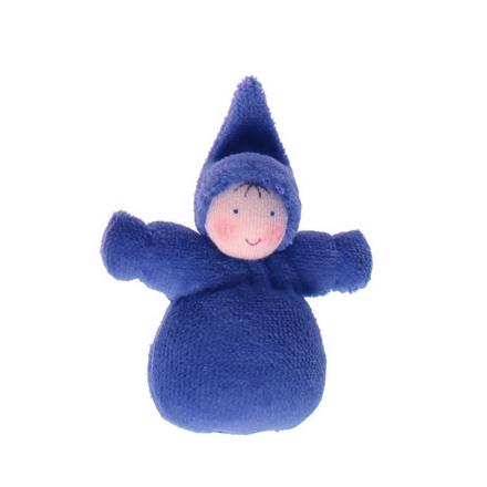 Baby folletto waldorf blu Grimm's
