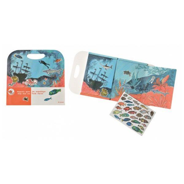 Cartella gioco magnetico Oceano Egmont Toys