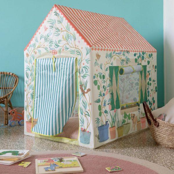 Casa tenda gioco Il giardino Djeco