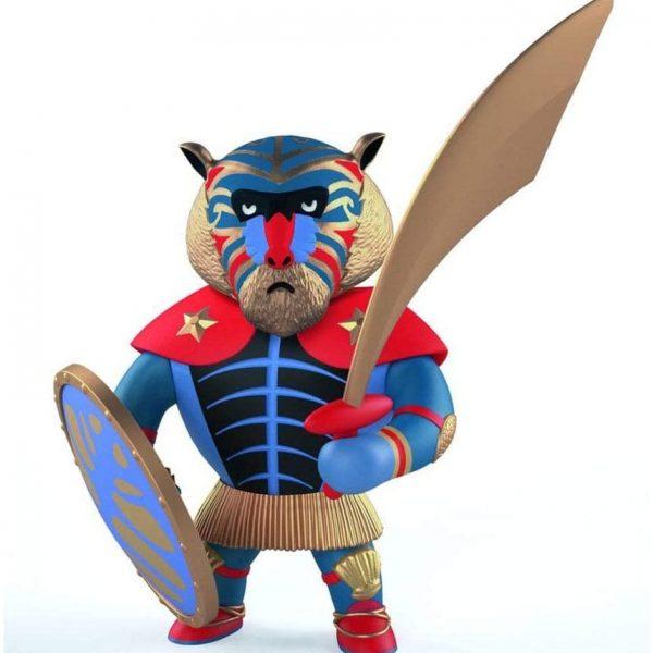 Figura in vinile Arty Toys Cavaliere Bushi Djec