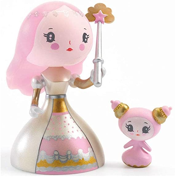 Figura in vinile Arty Toys Princess Candy & lovely Djeco