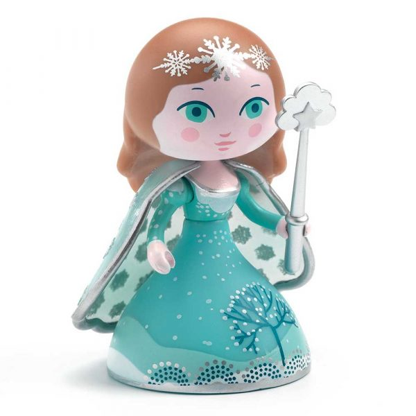 Figura in vinile Arty Toys Princess Iarna Djeco