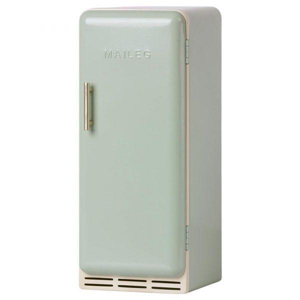 Miniatura frigorifero menta micro Maileg