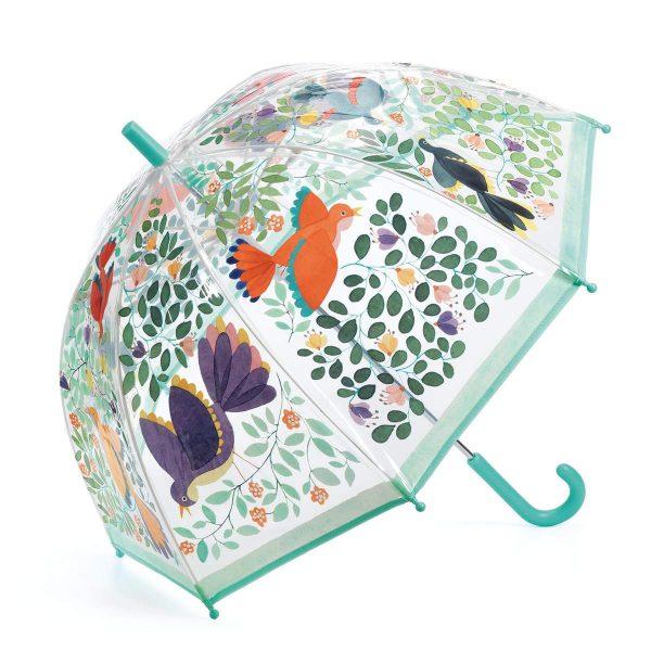 Ombrello bambino Flowers & birds Djeco