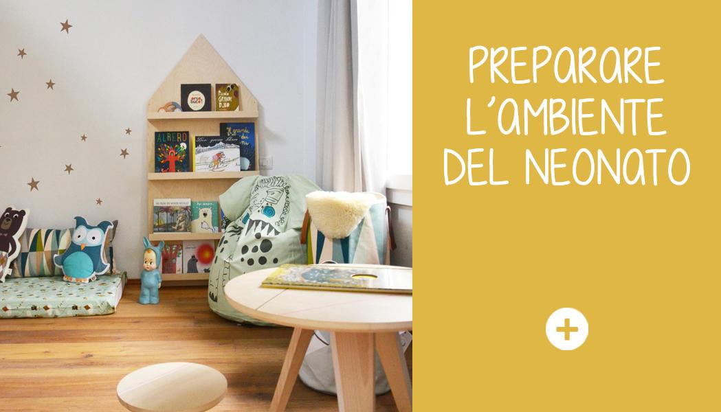 PREPARARE L'AMBIENTE DEL NEONATO