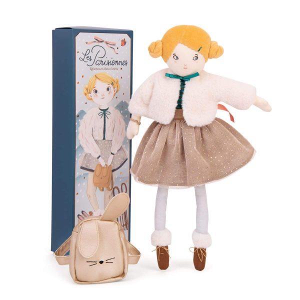 Bambola Mademoiselle Eglantine Edizione Limitata Moulin Roty