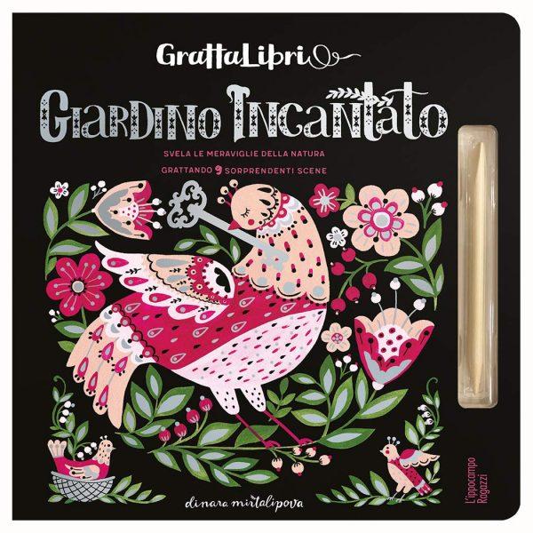 Grattalibri - Giardino incantato Ippocampo Edizioni