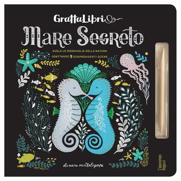 Grattalibri - Mare segreto Ippocampo Edizioni