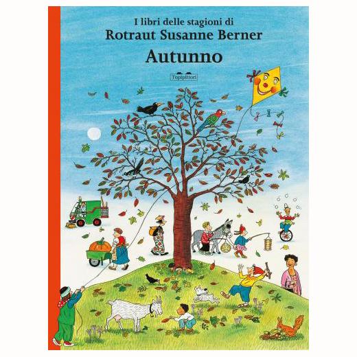 I libri delle stagioni Autunno Topipittori