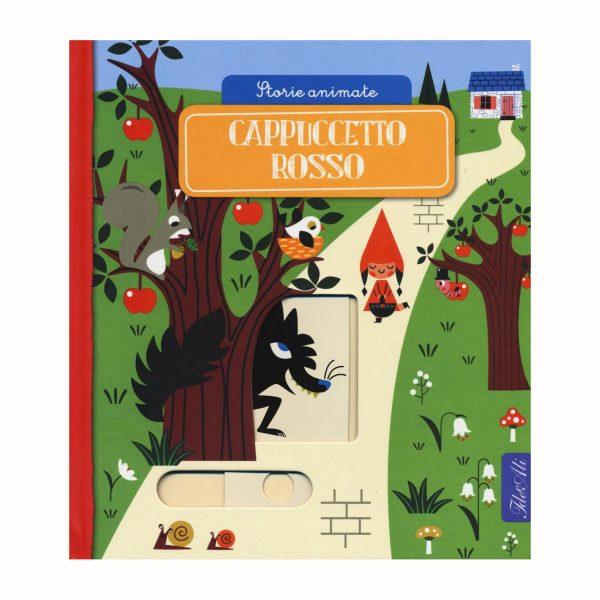 Libro gioco Cappuccetto rosso le storie animate