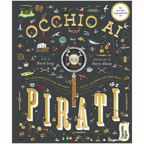 Occhio ai pirati osserva e trova Ippocampo Edizioni