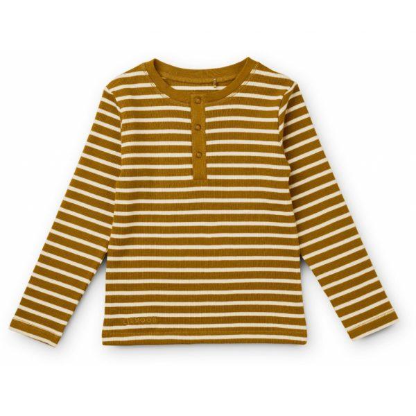 Set pantalone e maglia Wilhelm Golden caramel-sandy LIEWOOD