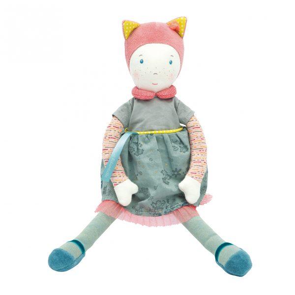 bambola di peluche Mademoiselle