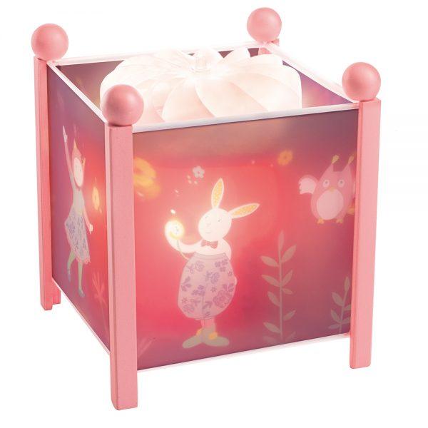 Lanterna magica Mademoiselle et Ribambelle Moulin Roty