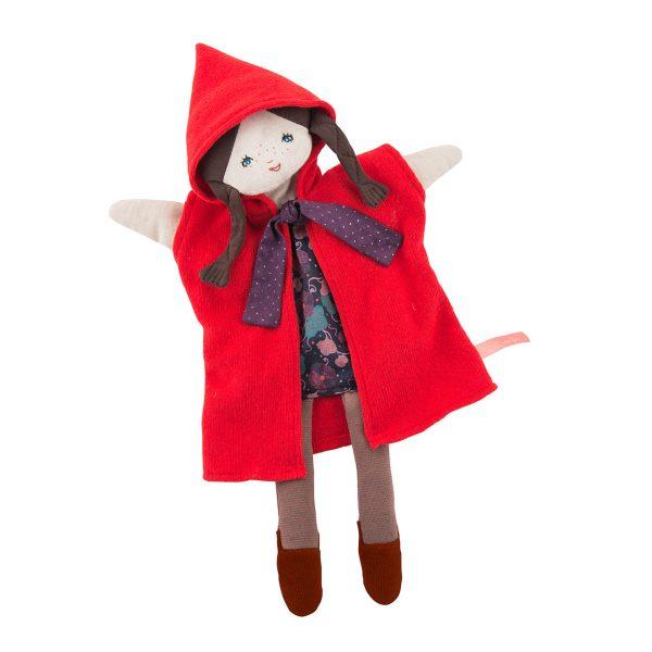 Marionetta Cappuccetto Rosso Moulin Roty