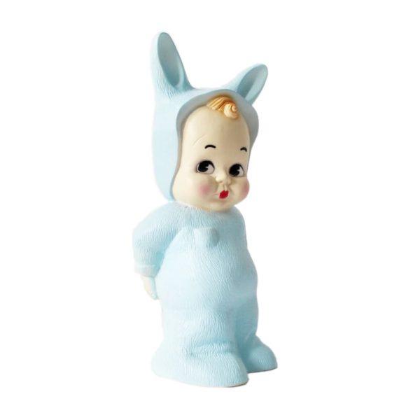 Lampada baby coniglio chalky blue