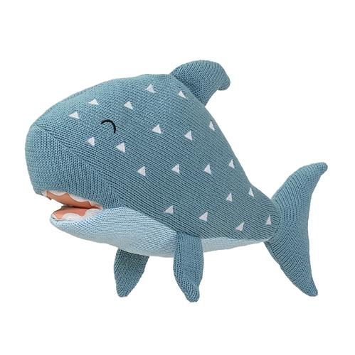 Cuscino pupazzo squalo Bloomingville