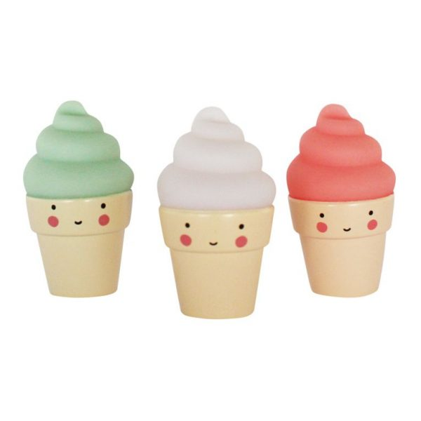Mini figurine gelati